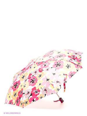 Зонт Labbra. Цвет: белый, розовый, желтый, малиновый