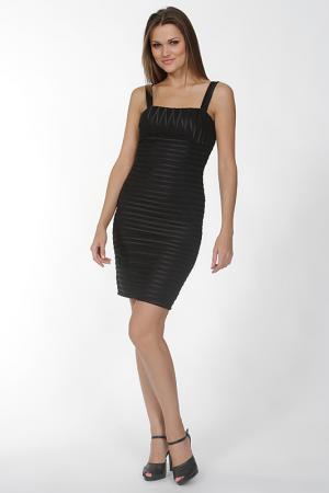 Платье Olinvnas. Цвет: черный