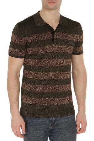 Рубашка-поло Marc by Jacobs. Цвет: copper multi