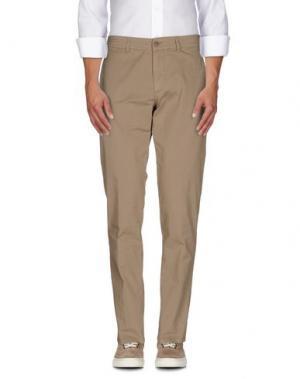 Повседневные брюки RE.BELL. Цвет: хаки