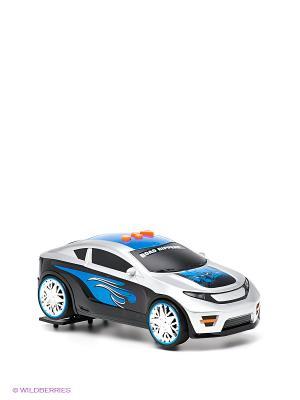 Машина Toystate. Цвет: серебристый, черный, синий