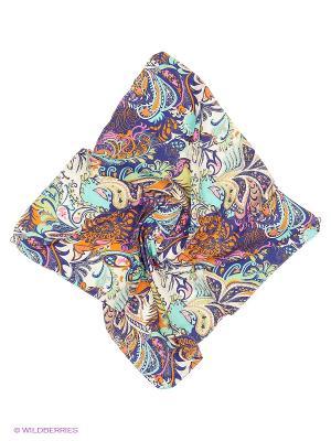Платок Shapkoff. Цвет: фиолетовый, оранжевый