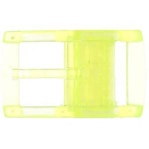 Пряжка  Classic Buckle Neon Yellow C4. Цвет: желтый