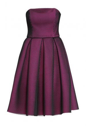 Платье 160515 Y.amelina. Цвет: розовый