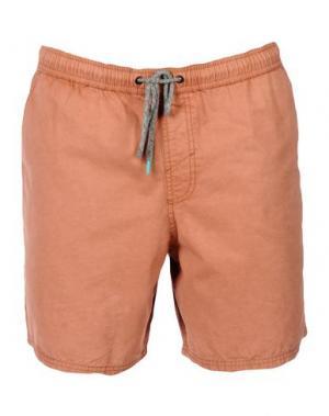 Пляжные брюки и шорты O'NEILL. Цвет: телесный