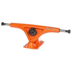 Подвески для скейтборда лонгборда 2шт.  Bear Grizzly Truck Atomic Orange 7.25 (25.4 см) Landyachtz. Цвет: оранжевый