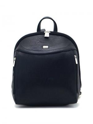Рюкзак Solo true bags. Цвет: черный