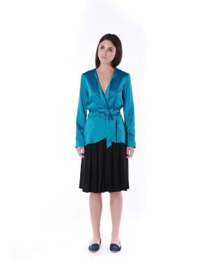 Жакет SEVONA. Цвет: зеленый