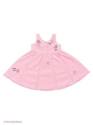 Сарафан Kidly. Цвет: розовый