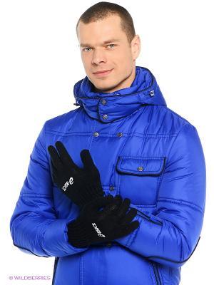Комплект перчаток GUANTO ICE (10 шт.) ASICS. Цвет: черный, белый