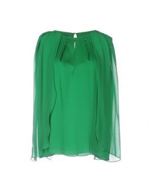 Блузка DICE KAYEK. Цвет: зеленый