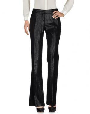 Повседневные брюки KILTIE. Цвет: черный