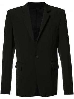 Flap pocket blazer Ann Demeulemeester Grise. Цвет: чёрный