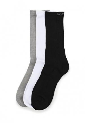 Комплект Calvin Klein Underwear. Цвет: разноцветный