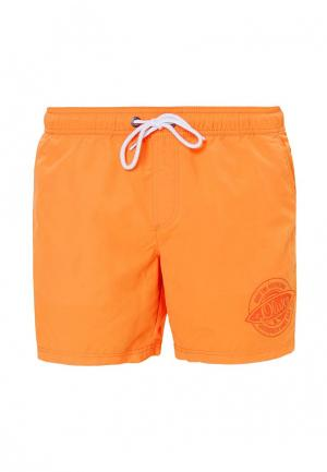 Шорты для плавания s.Oliver. Цвет: оранжевый