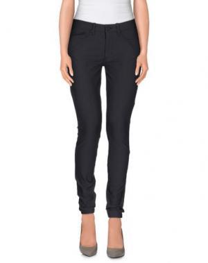 Повседневные брюки ULTRACOR. Цвет: свинцово-серый