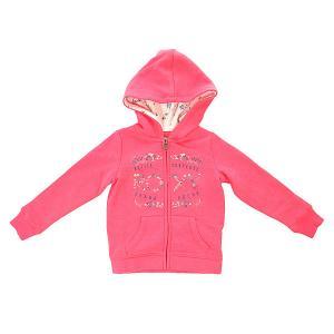 Толстовка классическая детская  Heart K Otlr Paradise Pink Roxy. Цвет: розовый