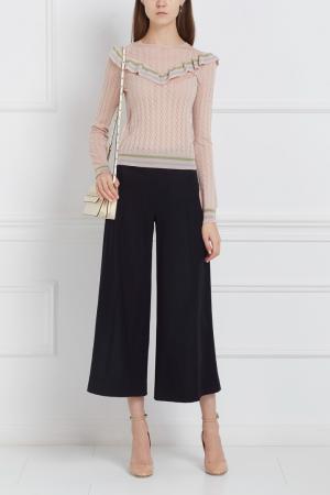 Шерстяные брюки Freshblood. Цвет: none