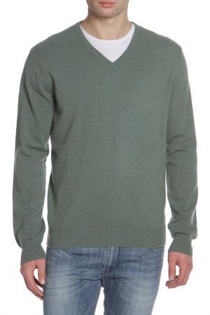Пуловер Pal Zileri. Цвет: зеленый