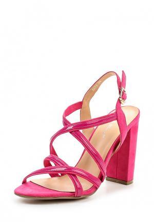 Босоножки BelleWomen. Цвет: розовый