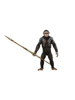 Фигурка Dawn Of The Planet Apes 7 Series 1 - Caesar Neca. Цвет: черный