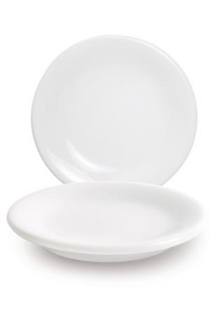 Блюдце 16см KAHLA. Цвет: белый