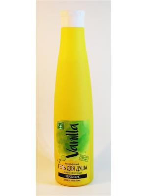 Гель для душа VANILLA с соком винограда 350 г Царство Ароматов. Цвет: белый