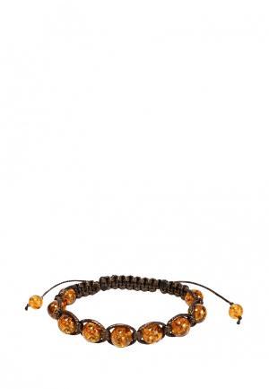 Браслет Georg Art. Цвет: коричневый