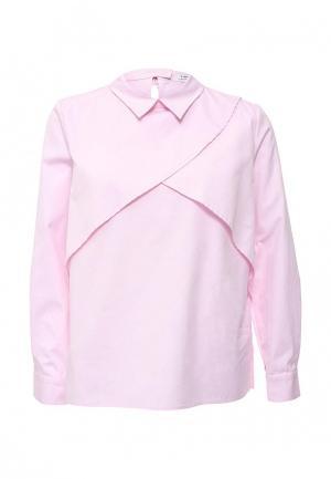 Блуза Finders Keepers. Цвет: розовый