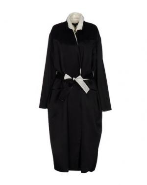 Легкое пальто TER ET BANTINE. Цвет: черный