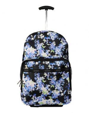 Чемодан/сумка на колесиках LESPORTSAC. Цвет: сиреневый