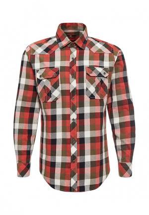 Рубашка Karflorens. Цвет: разноцветный