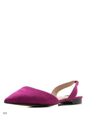 Туфли - PALI Mango. Цвет: фуксия