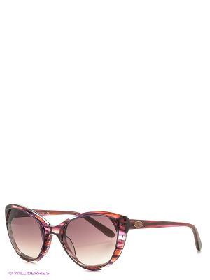 Солнцезащитные очки MI 807S 04 Missoni. Цвет: бордовый, красный
