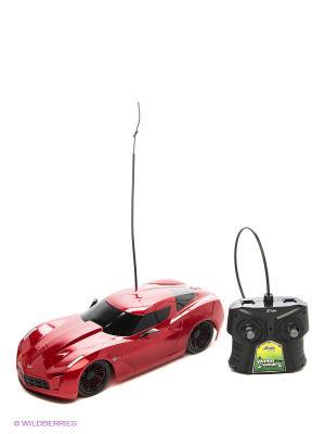 2009 Corvette StingRay Concept 116 радиоуправляемая машина Jada. Цвет: красный