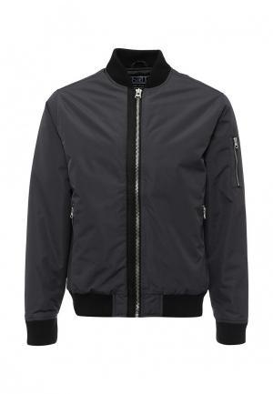Куртка утепленная d-Struct. Цвет: серый