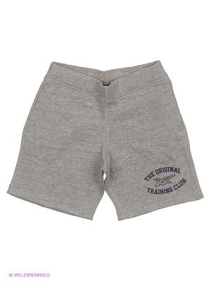 Шорты BOYS KNIT SHORT ASICS. Цвет: серый