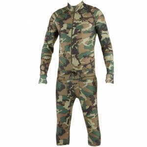 Термо-Комбинезон Airblaster. Цвет: camouflage