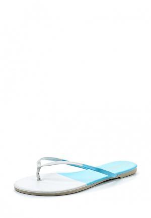 Сланцы Sweet Shoes. Цвет: белый