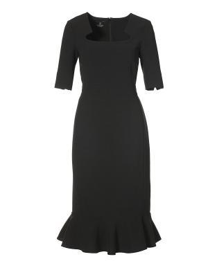 Платье Madeleine. Цвет: черный