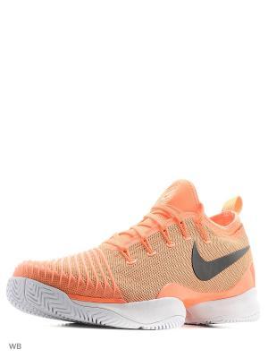 Кроссовки AIR ZOOM ULTRA REACT HC Nike. Цвет: оранжевый
