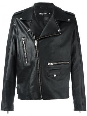 Studded sonic you jacket Misbhv. Цвет: синий