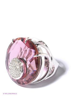 Кольцо Jenavi. Цвет: серебристый