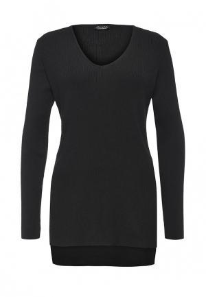 Пуловер Love My Body. Цвет: черный