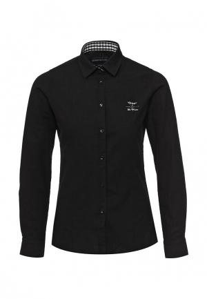 Рубашка Giorgio Di Mare. Цвет: черный