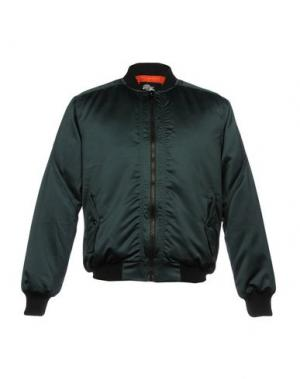 Куртка MISERICORDIA. Цвет: темно-зеленый