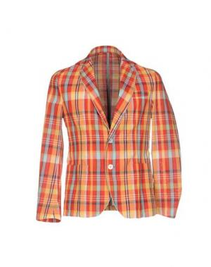 Пиджак REVERES 1949. Цвет: оранжевый