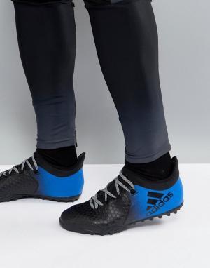 Adidas Originals Футбольные бутсы Tango BA9470. Цвет: черный