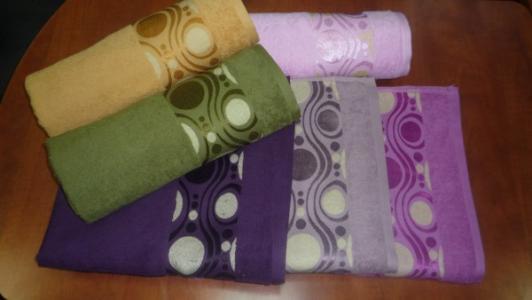 Махровое полотенце 34*68 см Sunvim