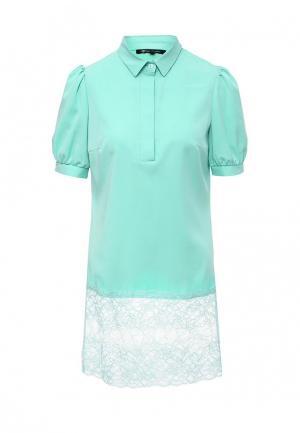 Блуза Vittoria Vicci. Цвет: мятный